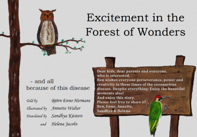 Excitement in the Forest of Wonders