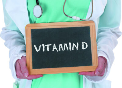 Vitamin D deficiency is associated with higher hospitalisation risk from COVID-19