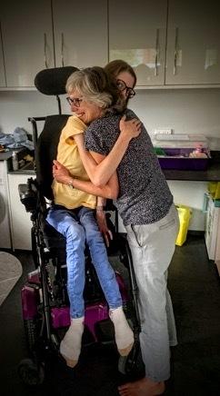 Hugs for Mum